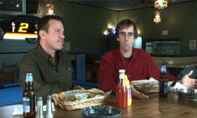 Film Still — Darren Stephens and Will Clinger
