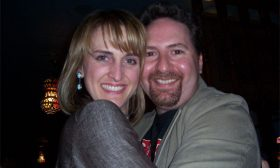 Wrap Party – Charissa Armon and Chris LoDuca