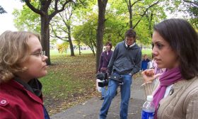 Shoot – Cast and Crew Waiting